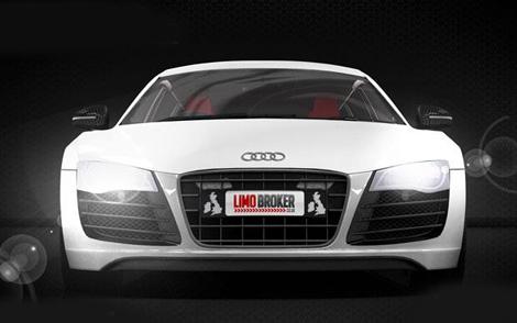 Компания Limo Broker к лету построит лимузин на базе суперкара Audi R8. Фото 2