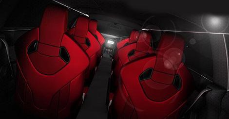 Компания Limo Broker к лету построит лимузин на базе суперкара Audi R8. Фото 4