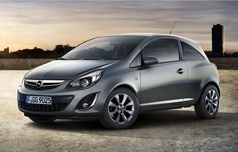 Opel Corsa, Meriva, Astra и Insignia в Европе получат юбилейные комплектации. Фото 1