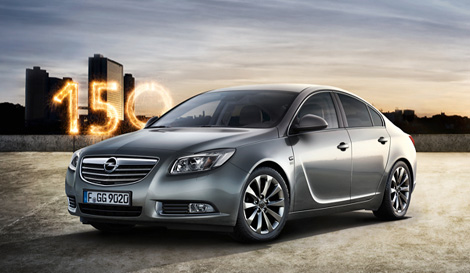 Opel Corsa, Meriva, Astra и Insignia в Европе получат юбилейные комплектации. Фото 3