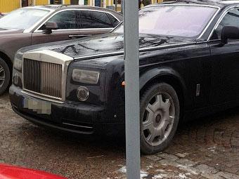 Rolls-Royce освежит лимузин Phantom