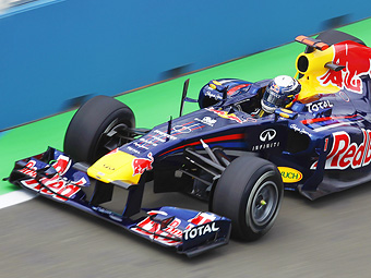 Red Bull не собирается копировать систему сохранения клиренса Lotus