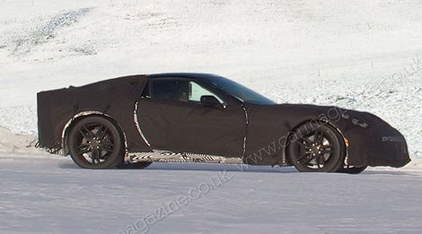 Публичный дебют автомобиля состоится в январе 2013 года
