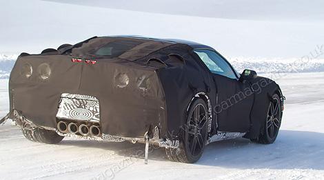 Публичный дебют автомобиля состоится в январе 2013 года. Фото 2