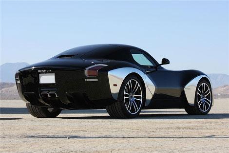 """На аукционе Barrett-Jackson продадут суперкар на базе """"Вайпера"""", оснащенный 650-сильным V10"""