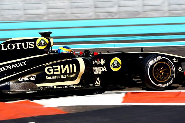 Уникальную подвеску команды Lotus признали нелегальной. Фото 1