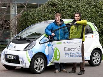 Citroen отправит электрокар в кругосветку за 250 евро