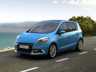 Новый Renault Scenic появится в России весной