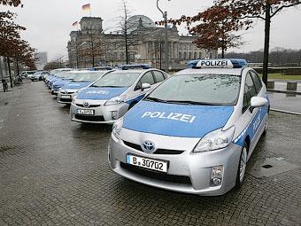 """Берлинская полиция пересядет на """"Приусы"""""""
