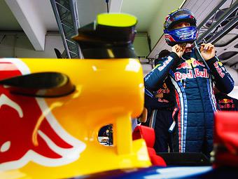 Баттон и Уэббер первыми опробуют новые болиды McLaren и Red Bull