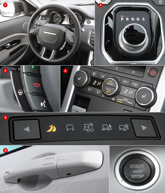 Ищем корни Range Rover Evoque в британской истории