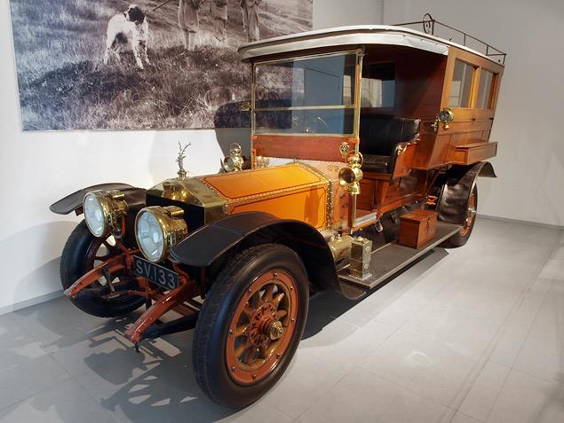 Ищем корни Range Rover Evoque в британской истории. Фото 1