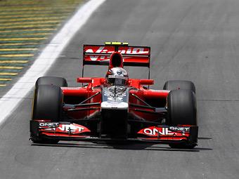 Marussia отложила дебют нового болида до марта