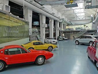 Музей автомобилей Saab спасли от распродажи