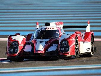 """Toyota официально представила гибридный автомобиль для """"Ле-Мана"""""""