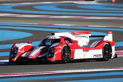 """Первый в истории класса LMP1 гибрид дебютирует на гонке """"6 часов Спа-Франкошам"""". Фото 1"""
