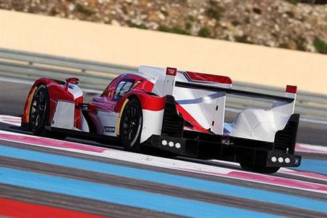 """Первый в истории класса LMP1 гибрид дебютирует на гонке """"6 часов Спа-Франкошам"""". Фото 2"""