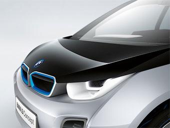 BMW выпустит электрический компактвэн