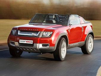 Новый Land Rover Defender будут собирать в Индии