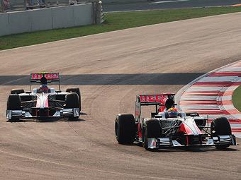 Новый автомобиль HRT будет готов раньше болида Marussia