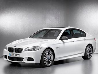 Компания BMW представила дизельные М-модели с тремя нагнетателями