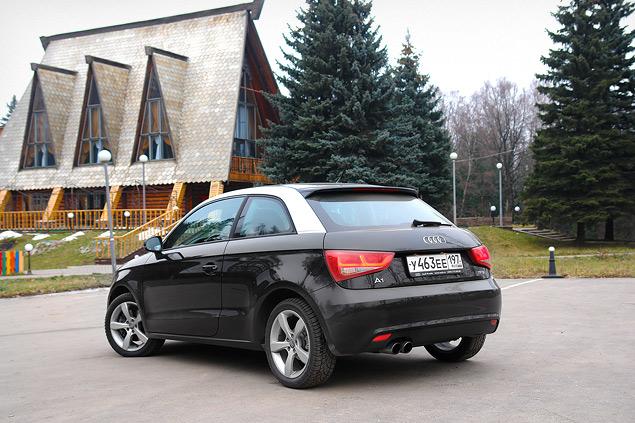 """Длительный тест Audi A1: во что обойдется содержание самой маленькой """"Ауди"""". Фото 2"""