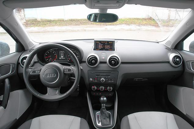 """Длительный тест Audi A1: во что обойдется содержание самой маленькой """"Ауди"""". Фото 3"""