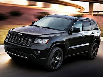 Jeep попросил помочь придумать название для спецверсии Grand Cherokee