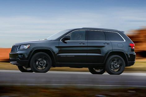 Специальная модификация внедорожника Grand Cherokee будет запущена в серию весной