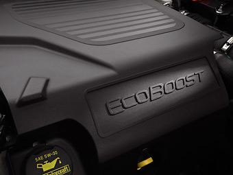 """В 2012 году двигатели EcoBoost появятся у четырех новых """"Фордов"""""""