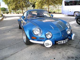 Renault отметит юбилей купе Alpine концепт-каром