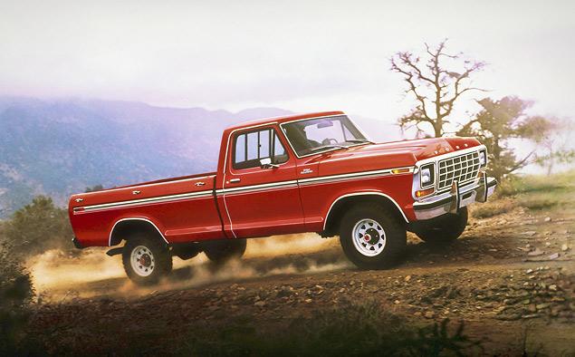 Картинки форд, пикап, горы, Ford на рабочий стол » Машины