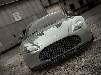 Серийный суперкар Aston Martin V12 Zagato дебютирует в Кувейте