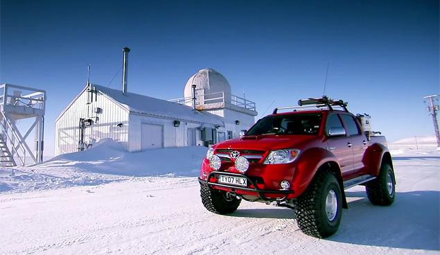 Как готовят автомобили к экстремальному холоду Заполярья. Фото 2