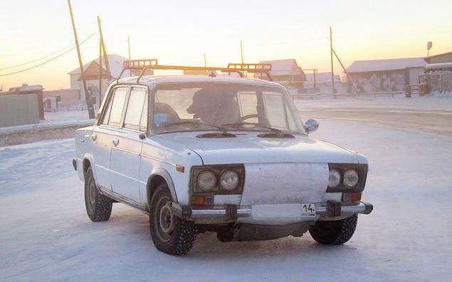 Как готовят автомобили к экстремальному холоду Заполярья. Фото 7