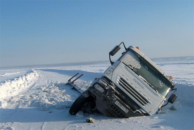 Как готовят автомобили к экстремальному холоду Заполярья. Фото 9