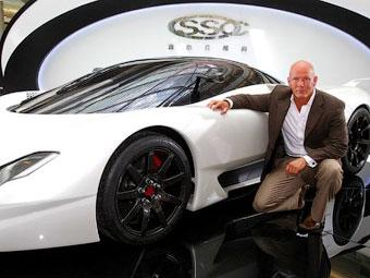 """Производитель суперкаров из США отказался от имени """"Шелби"""" в названии"""