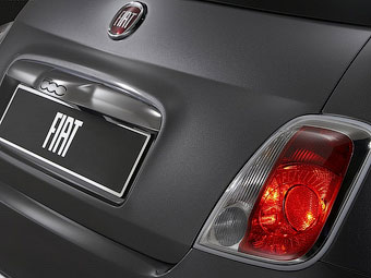 Fiat сообщил название пятидверной версии модели 500