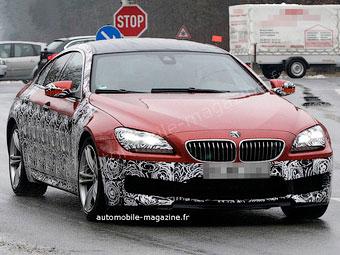 """Самая мощная четырехдверная """"шестерка"""" BMW выехала на дороги"""