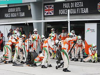 Механикам Формулы-1 помогут лучше прикручивать колеса