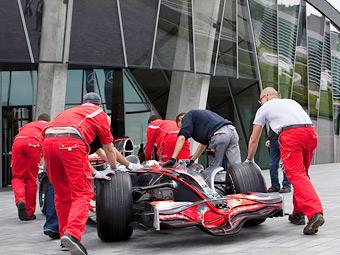 Новый болид McLaren будет радикальнее прошлогоднего