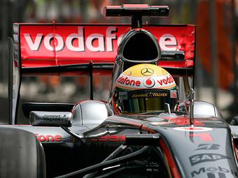 Команда McLaren не будет менять поставщика моторов