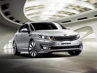 "Kia объявила российские цены на ""седан бизнес-класса"""