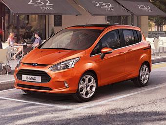 Ford рассекретил новую модель