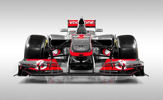 Команда McLaren показала новый болид