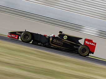 Команда Lotus начнет бороться за титул через четыре года