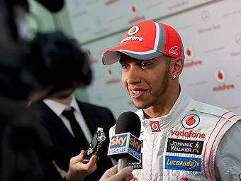 Команда McLaren запретила Хэмилтону появляться на суде над Сутилом