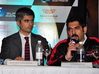 Индийцы отменили чемпионат бывших гонщиков Формулы-1