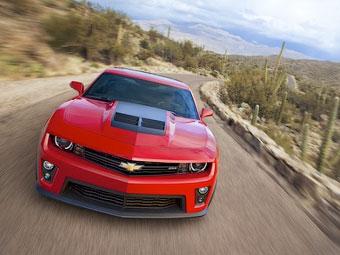 Началось производство самого мощного Chevrolet Camaro