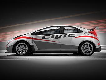 Honda Civic дебютирует в чемпионате мира по кузовным гонкам